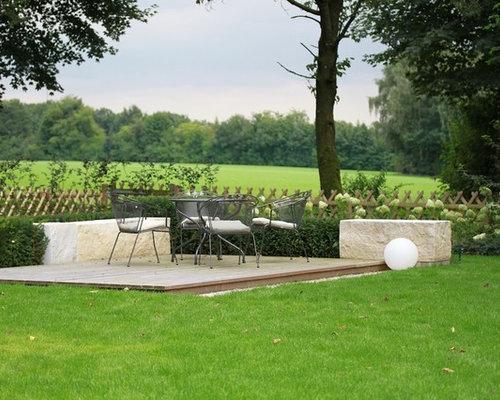 Landhausstil Terrasse - Ideen für die Terrassengestaltung ...