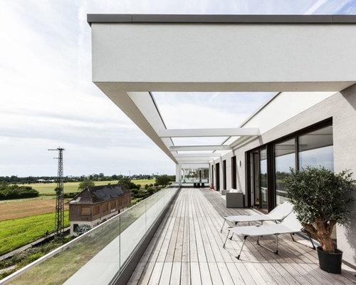 Fantastisch 28 Ideen Fur Terrassengestaltung Dach Bilder ...