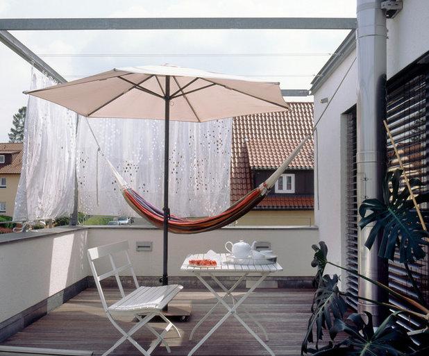 Sonnenschutz Auf Dem Balkon 9 Ideen