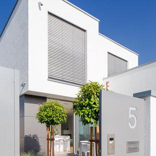 Photos et idées déco de terrasses avec une extension de ...