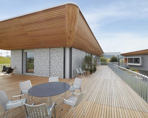 terrasse ideen f r die terrassengestaltung houzz. Black Bedroom Furniture Sets. Home Design Ideas