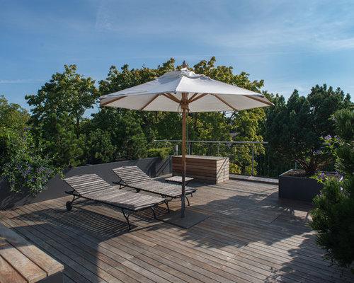 Klassische Terrasse - Ideen für die Terrassengestaltung