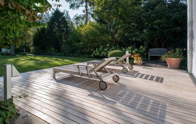 9 Materialien für schöne Terrassenböden