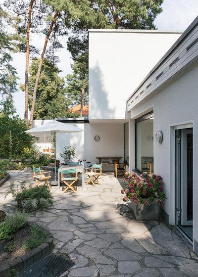 Eclectic Terrace by HEJM - Interieurfotografie