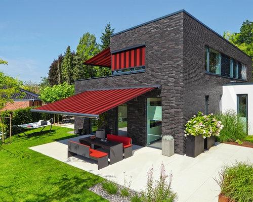 Moderne Markisen moderne terrasse mit markisen ideen design bilder houzz
