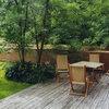 Sitzplätze im Garten: Mit Holz, Stein oder unbefestigt?