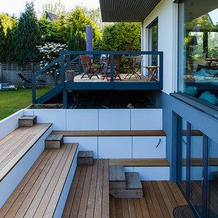 Shabby-Chic-Style Terrasse Ideen, Design & Bilder | Houzz