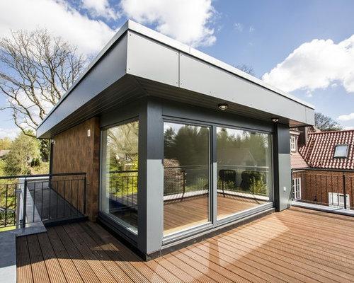 Terrassen Ideen Bilder moderne terrasse ideen design bilder houzz