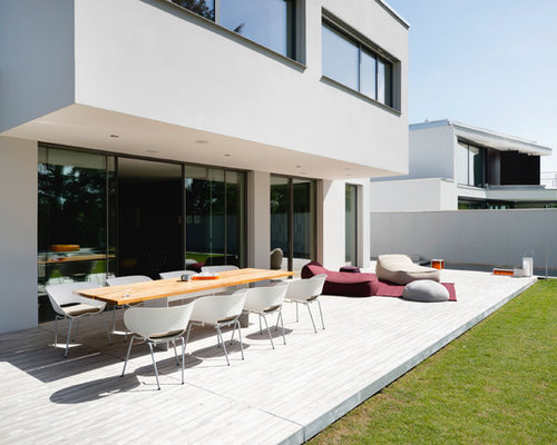 moderne terrasse n rnberg ideen design bilder houzz. Black Bedroom Furniture Sets. Home Design Ideas