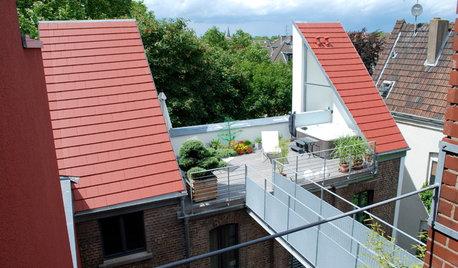 Dachterrasse gestalten: Überirdische Tipps und Ideen