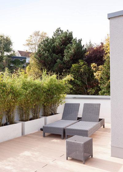Modern Terrasse by in_design architektur