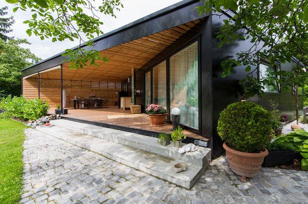 Modern Deck by pichler. architekt[en]