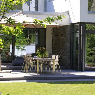 Photos et idées déco de terrasses avec un auvent Hambourg