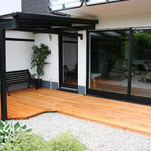 Photos Et Idees Deco De Terrasses Avec Une Extension De
