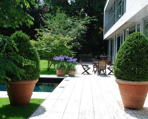 Designer Terrassen klassische terrasse ideen design bilder houzz