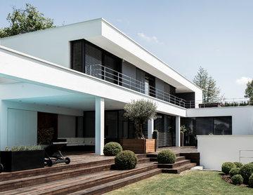 Villa Scheller-Lange - Leichte Eleganz