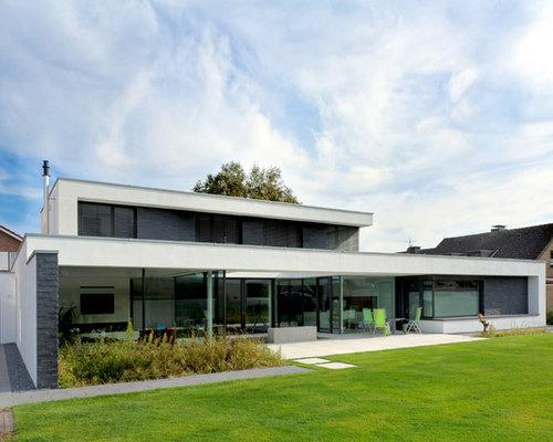 Moderne terrasse dortmund ideen design bilder houzz for Modernes haus dortmund