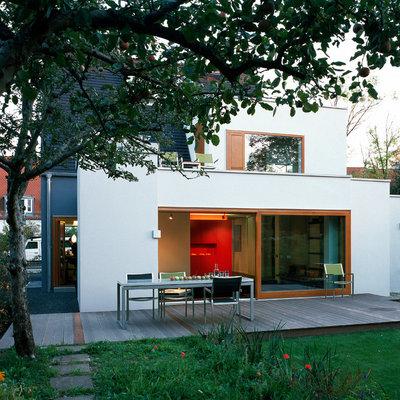 Modern Terrasse by Löffler Weber   Architekten