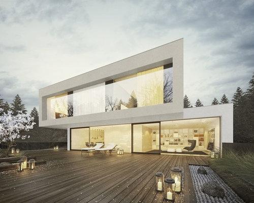 Contemporary terrace design ideas renovations photos for 45 upper terrace san francisco
