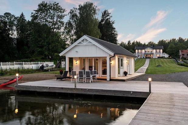 Skandinavischer bungalow  Zum Mittsommer: Die 24 schönsten Sommerhäuser in Skandinavien