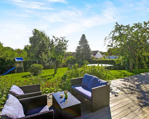 Foto e Idee per Terrazze e Balconi - terrazze e balconi moderni Aalborg