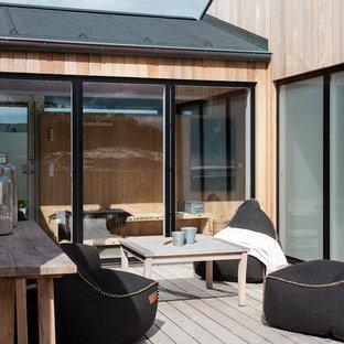 Deck - scandinavian deck idea in Copenhagen