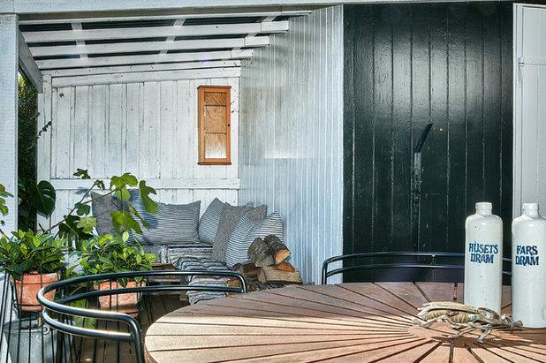Retro Terrasse by Fotograf Camilla Ropers