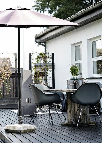Industrielt Terrasse by Mia Mortensen Photography