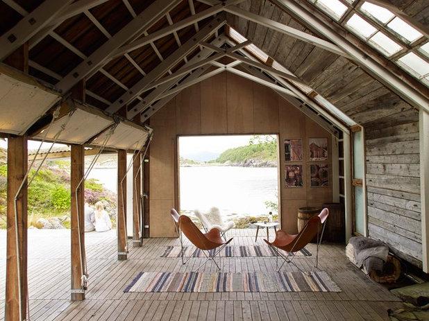 Rustik Trädäck by Cuero Design