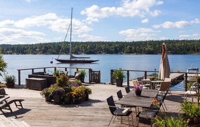 Inspireras av 8 fantastiska platser vid havet i Sverige