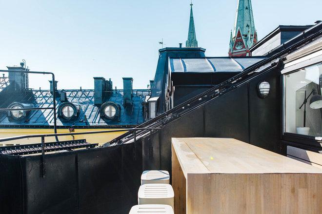 Skandinavisk Trädäck by Nooks
