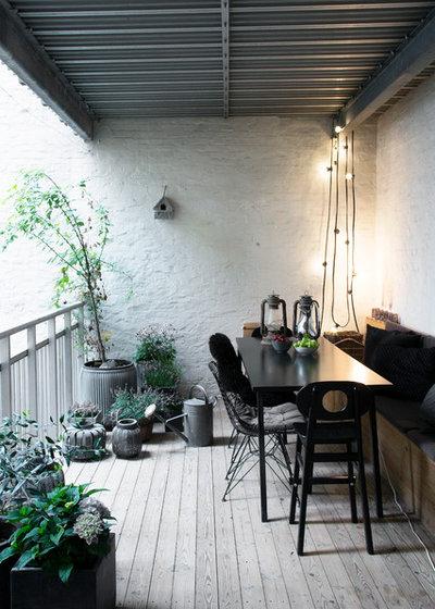 Skandinavisk Trädäck & Balkong by Fotograf Camilla Stephan