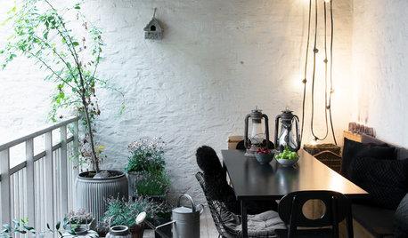 14 idées pour décorer et profiter de votre extérieur en hiver