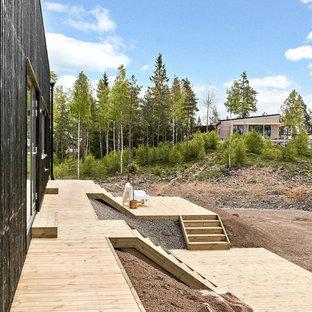 Deck - scandinavian deck idea in Stockholm