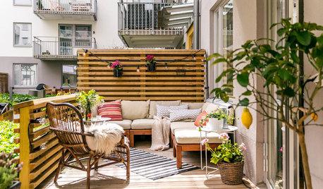 Comment protéger son balcon du vis-à-vis ?