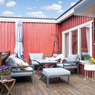 Inspiration för skandinaviska terrasser