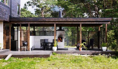 7 smarta sätt att fixa ett härligt utekök i sommar