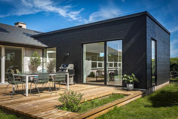 Skandinavisk Terrasse by kimthorsell architects