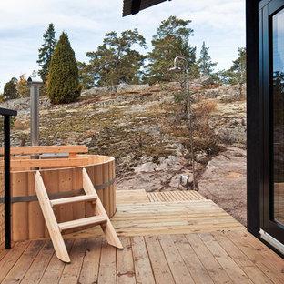 Idéer för nordiska terrasser
