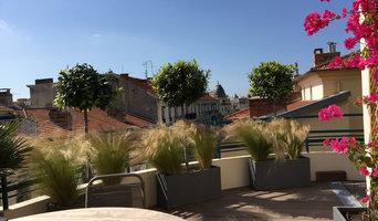 Aménagement terrasse Nice