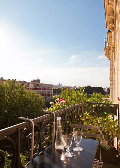 Classique Chic Terrasse et Patio by 2design architecture