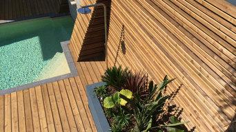 Bardage façade bois & Terrasse bois Pin US
