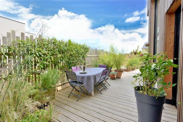 Come trasformare un terrazzo in un 39 oasi relax anche per - Giardini sui terrazzi ...