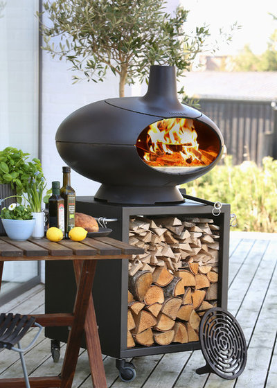Campagne Terrasse et Patio by ambiances flammes
