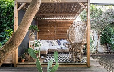 Tendance : 17 ambiances de terrasses pour s'inspirer