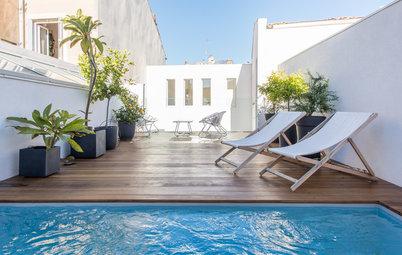 Visita privada: El espectacular piso de 220 m² de una arquitecta