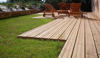 Conception d'une terrasse bois