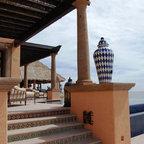 Casa Punta Mita Mexico - Mediterranean - Patio - Mexico ...