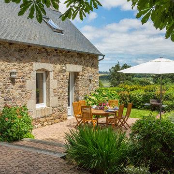 Confort et calme sur les berges du Trieux, à Pleudaniel, Côtes d'Armor
