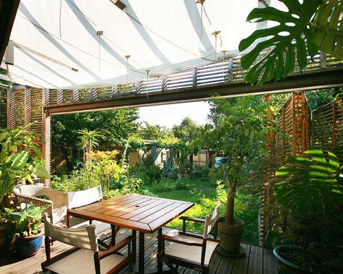 Small home design ideas renovations photos - Idee deco petite terrasse ...